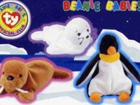 TY, BEANIE BABIES Promotional Trading Card Promotional
