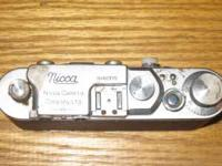 Nicca original camera body for sale. #42375. The other