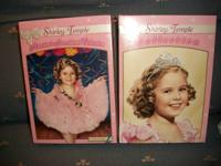 6 movies of Shirley Temple, brand new in the boxes,