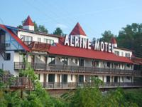 The recently remodelled Alpine Mountain View Resort is