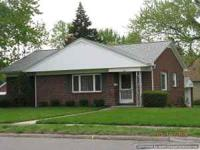 Single Family Brick Ranch style home 2 bed 2 bath,