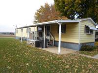 We are selling our spacious mobile home. Located in, a
