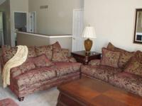* 2 Bedrooms: 1 w/Queen Bed and walk in closet,  2nd