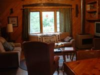 Our remote cottage along the Somo River is a gorgeous