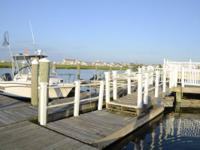 Boaters paradise! This bay front town home is