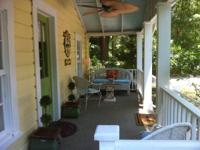 GORGEOUS RENOVATED HISTORIC COTTAGE. ONE BLOCK FROM THE