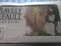 Items as pictured  Bravely Default 3DS XL Case -