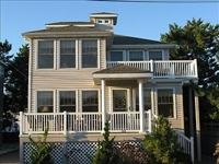 LBI Rental Property ID: 60534 2nd floor unit in Beach