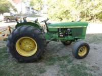 1974 830 John Deere Tractor. Runs good, works good! II