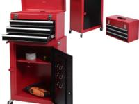 This Is Our Brand New 2 PCS Tool Chest With Roller