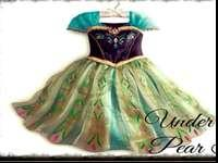 Ordered this Anna Coronation outfit in a 2t for my