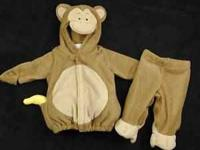 Hi:) I have an adorable monkey costume for sale. Was