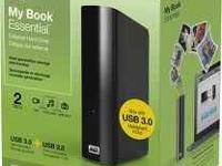 I have for sale is a western digital my book essential