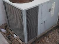 2 ton ac packet 246-9580 $350 only used for 2 years
