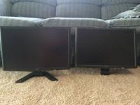 This posting is for a pair of Acer x223w displays. Both