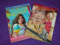 Brand new American Girl books, my daughter had