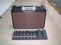 For sale is a an awesome amp to say the least. This