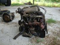 I am parting out a trashed ranger with a 3.0 liter v6