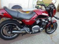 1983 Suzuki GS750ES in excellent condition. 28K