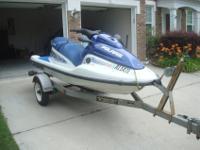 2001 Polaris Virage Personal Watercraft. 3 Seater.