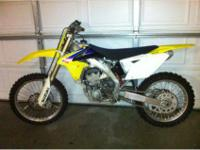 2009 RM-Z450 Fantastic condition, garage kept. This