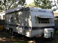 I have 25' Mallard Camper for sale. Camper has A/C,
