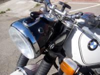 Classic 1971 BMW R75/5I'm selling a very nice R75/5