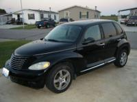 We are selling our 2003 Chrysler PT Crusier and we are