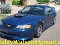 1999 FORD MUSTANG JACK ROUSH SPECIAL EDITION STAGE II