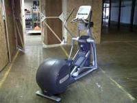 Fully Remanufactured Excellent Precor Elliptical EFX