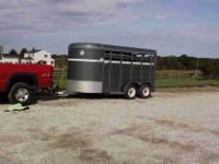 2004 14ft Corn Pro Stock trailer. Nice condition and