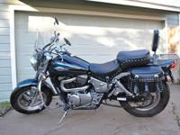 1999 Suzuki Marauder VZ800, A great bike with lots of