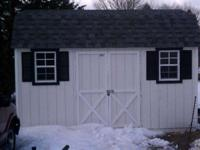 Duratemp white siding, 2- 18 x 27 windows with