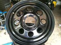 I have 3 crager soft 8 rims, brand new in the box, and