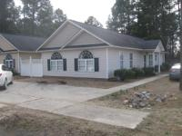 3/2 W/Bonus.Owner Will Finance McArthur RD Location: