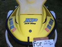 This is like the nicest 96 sea doo you'll find around