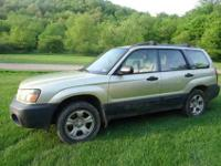 2003 Subaru Forester for sale. 281xxx miles great