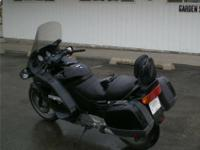 Black 1994 Honda ST1100 sport-tourer 77,xxx miles A few