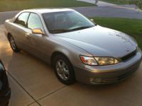 I'm selling my Lexus ES 300 after over 7 years. It's a
