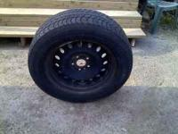 I have one 265-70-20 already on a rim off my 2004 dodge