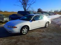 This is an awesome running 2003 Olds Alero with the 2.2