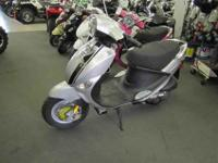 2012 GENUINE SCOOTER BUDDY 170I, Zephyr Silver, the new
