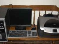 Compaq with Intel Motherboard & 3.2GHz Intel processor