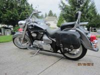 Hello, selling my 2005 Suzuki C50 Boulevard. It has
