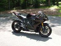 2006 Yamaha YZF-R1 with 11,476 miles. I bought this