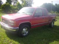 This 1995 extended cab has only 193K miles!!! 4 wheel