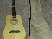 I have for sale a 3/4 size acoustic guitar made by
