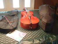 This is a Keith, Curtis, and Clifton 3/4 Cello. I have