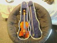 I have a beautiful 3/4 violin that I am selling. I do