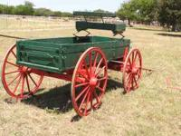 a neat old wagon in super good condition ....ready to